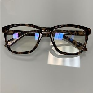 Quay HARDWIRE Blue Light Glasses GREAT CONDITION